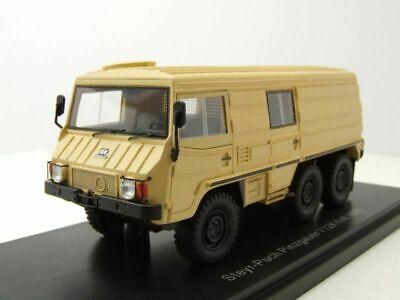 Steyr Puch Pinzgauer 712K 6x6 beige 1977 - 1:43 Neo