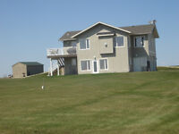 Stunning 2010 view acreage/2.47acs. for 1 to 3 families!