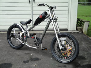 Looking for Jesse James chopper bicycle
