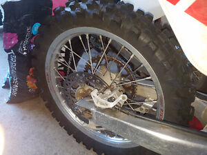 2006 crf 250 R for parts or rebuild