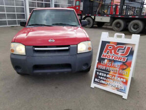 2001 NISSAN FRONTIER - AMAZING CONDITION!!