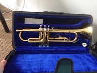 Updated 11/22 Andre-Bardot Trumpet for $150 with case