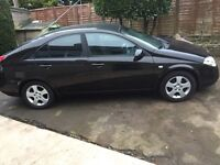 NISSAN PRIMERA 1.8 SX 2006 06 SALE OR SWAP