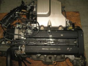 1999 2000 2001 HONDA CRV B20B B20Z 2.0L ENGINE HIGH COMPRESSION