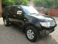 2013 Mitsubishi L200 Double Cab DI-D Trojan 4WD 175Bhp ABSOLUTELY IMMACULATE CON