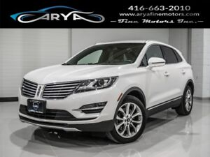 2015 Lincoln MKC AWD Accident Free, One Owner Off Lease