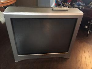 TV très propre