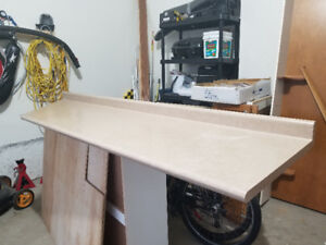 kitchen counter top and Breakfast bar counter top