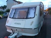Two Berth elddis