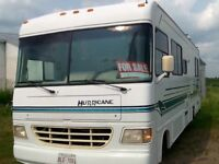 FOR SALE - 1996 Ford Hurricane RV  -  CLASS 'A'