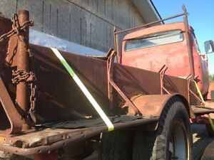 1950's Truck Bed Box