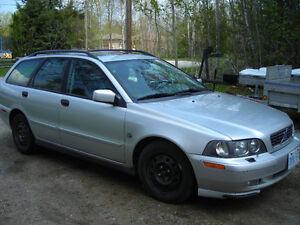 2004 Volvo V40 Wagon