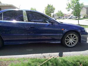 2003 Acura TL 3.2 Type S A-Spec Sedan
