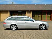 Mercedes-Benz E320 3.2TD auto 2004MY CDI Avantgarde WITH 77K FSH+7 SEAT+BIG SPEC
