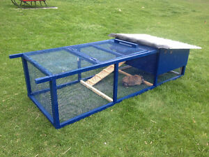 Rabbit Hutches (NEW) Custom made