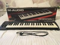 M-Audio Keystation 49 Midi Keyboard