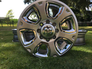 20 inch factory oem wheels 2500-3500 8 lug