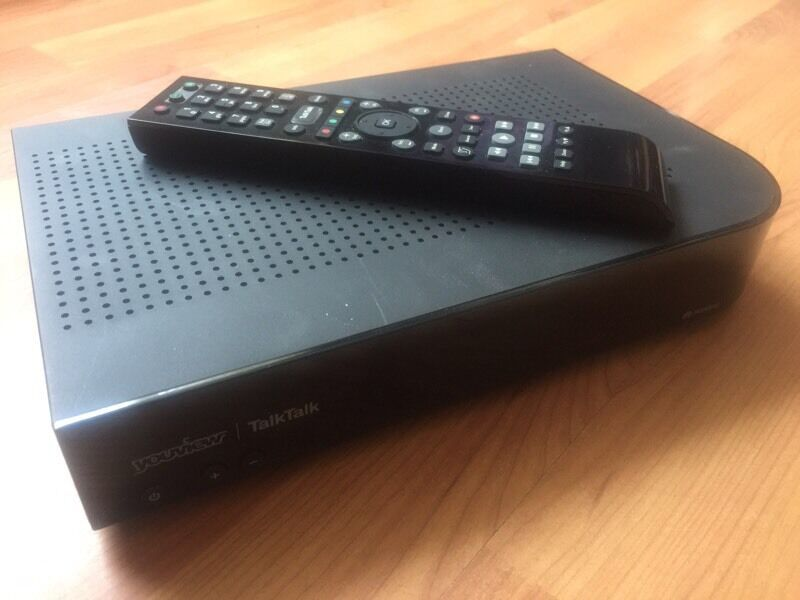 Youview recording box