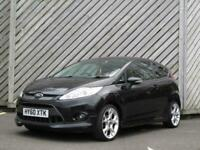2010 Ford Fiesta 1.6 (120ps) Zetec S HATCH - GREAT FUN !!! Hatchback PETROL Manu