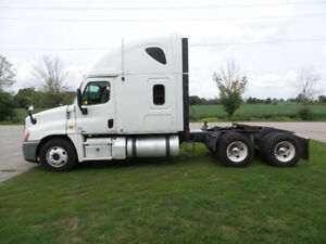 2012 FREIGHTLINER CASCADIA HEAVY SPEC WITH WARRANTY