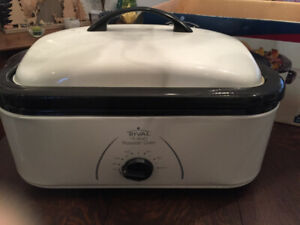 Roaster Oven Rival
