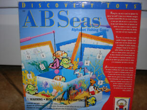 Discovery Toys- ABSeas Game