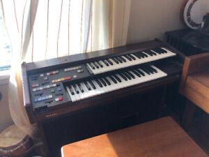 Vintage Organ for sale