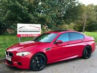 2016 66 REG BMW M5 4.4 V8 [560BHP] DCT # FULL BMW SERVICE HISTORY # IMOLA RED #