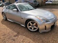 2005 '55' Nissan 350Z 3.5 V6 GT Pack. NISMO Kit. Sports Coupe. Px Swap