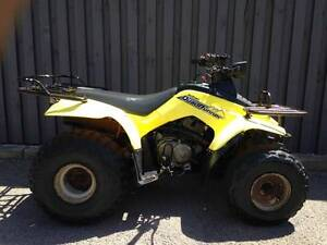 2007 SUZUKI LTF160 FUN QUAD Maitland Maitland Area Preview