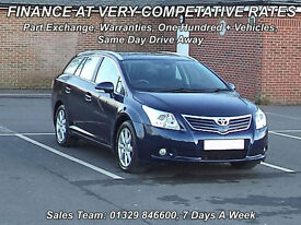 Toyota Avensis 2.0D-4D 2009MY TR 11