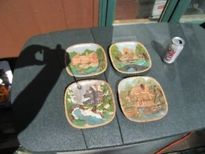COLLECTOR PLATES / PLAQUES - REDUCED!!!!