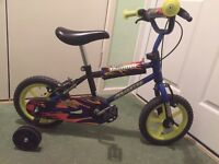 2-4 years old Childs bicycle never used