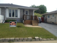 Semi detatched house for sale Elliot Lake