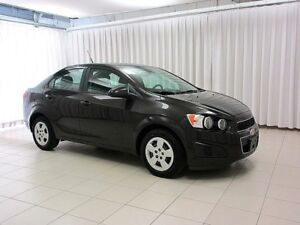 2013 Chevrolet Sonic HURRY!!! DON´T MISS OUT! 1.8L, MANUAL. W/ K