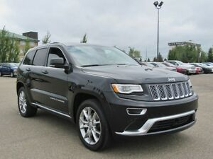 2016 Jeep Grand Cherokee Summit  Summit 4x4 Eco Diesel