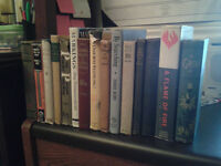Box of Old Books (15 Volumes)