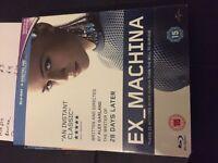 Ex machina bluray