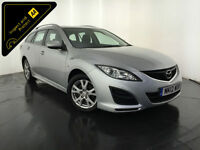 2012 MAZDA 6 TS D DIESEL ESTATE SERVICE HISTORY FINANCE PX WELCOME