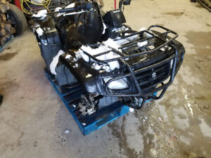 2007 Suzuki 400 eiger part out