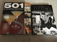 Cocktail making books
