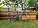 Cannondale synapse c4 internal cabling road race bike bicycle Carerra