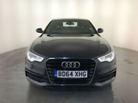 2014 AUDI A6 S LINE TDI ULTRA DIESEL AUTO 1 OWNER SERVICE HISTORY FINANCE PX