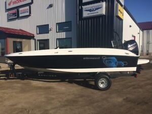 2017 Bayliner Element EL180