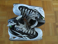 Reebok 10K Pump Goalie Size 4.0 D MUST SELL !!! DOIT VENDRE !!!