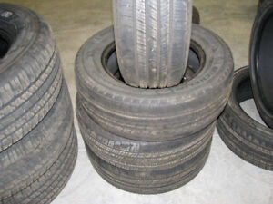 GOOD CONDITION 15 Inch Tires