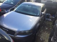 Audi a3 breaking dismantling parts
