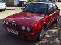 Bmw e30 F reg 1988 mint condition ovno