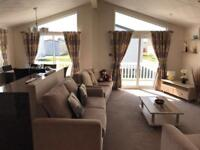 delta stratford lodge, 40x20ft, luxury holiday home on lyons winkups towyn