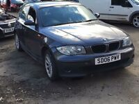 BMW 118 2006 For Breaking